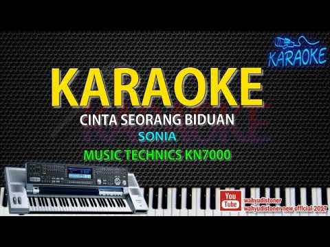 download Karaoke Sonia - Cinta Seorang Biduan- Music Technics KN7000 HD Quality Video Lirik Tanpa Vocal 2018