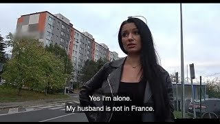 FAKE STORY EP4 | Public Agent Help married women and .. see what happens.