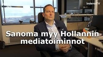 Sanoma myy Hollannin mediatoiminnot