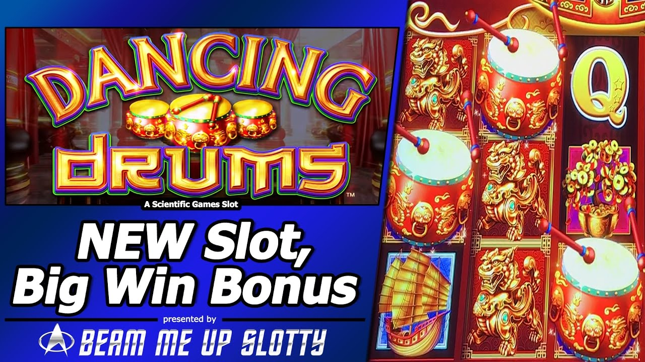 Dancing Drums Slot Live Play And Big Win Bonus In New 88