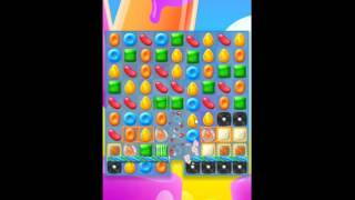 Candy Crush Jelly Saga Level 185 - NO BOOSTERS