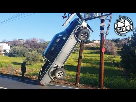 How to not drive your car/Idiots in cars #6 February 2020