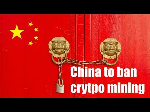China To Ban Crypto Mining, Bad News For Hashgraph?