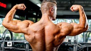 Full Back & Biceps Workout + Q&A | Mike Hildebrandt