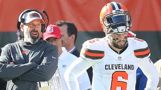Todd Haley on Baker Mayfield rebounding from blowout loss