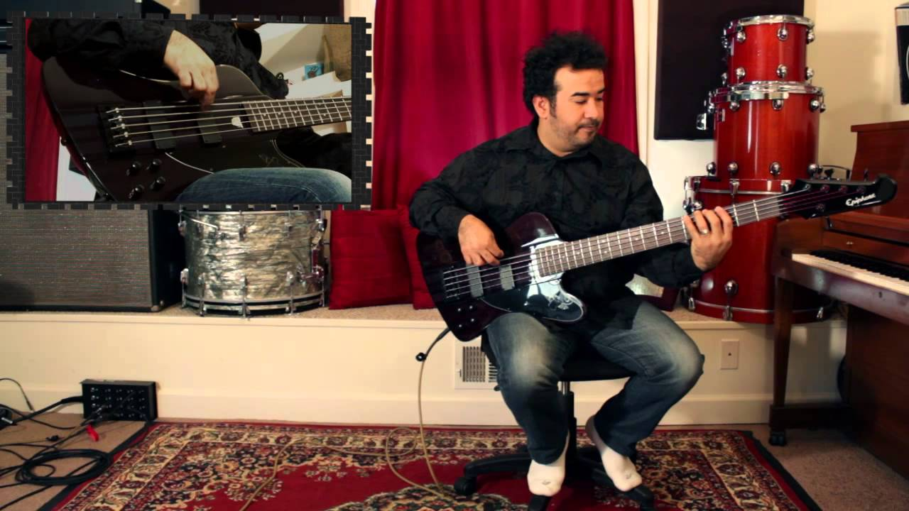 epiphone thunderbird pro v electric bass review youtube. Black Bedroom Furniture Sets. Home Design Ideas