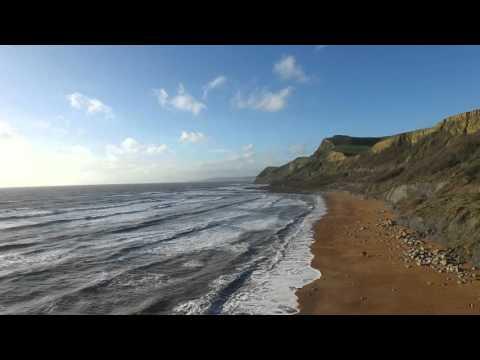 Eype Beach, Dorset - Crafty Camping