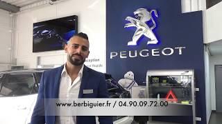 Du nouveau à l'après vente Peugeot Berbiguier Pertuis