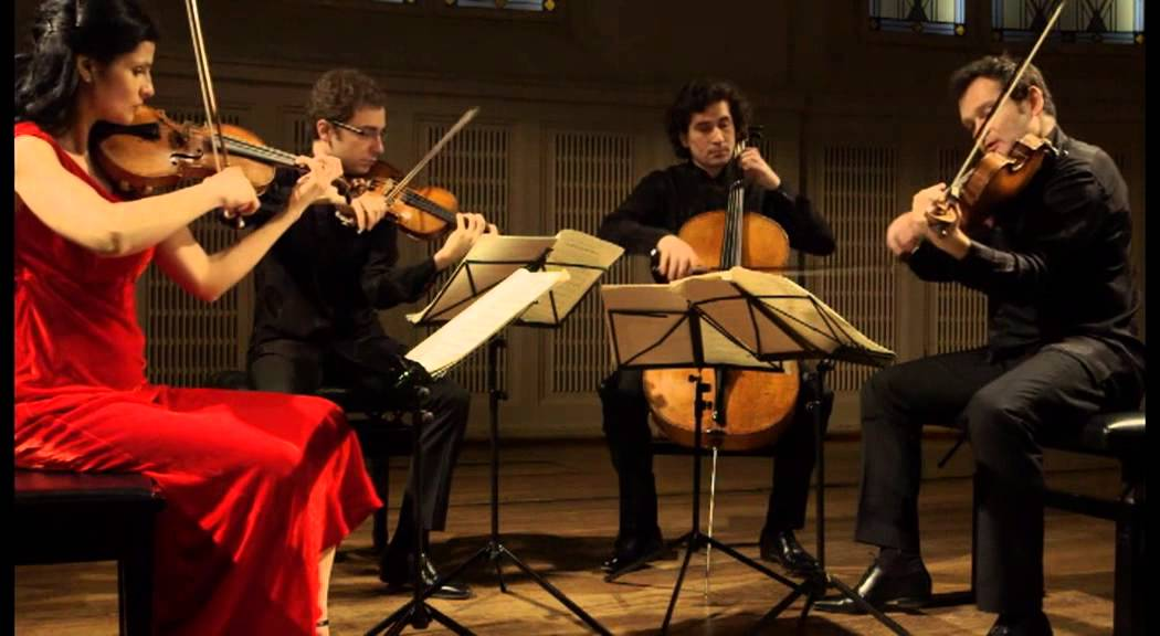 "String Quartet ""Heartland"""