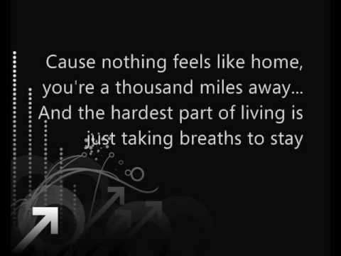 Miserable at Best Lyrics.wmv