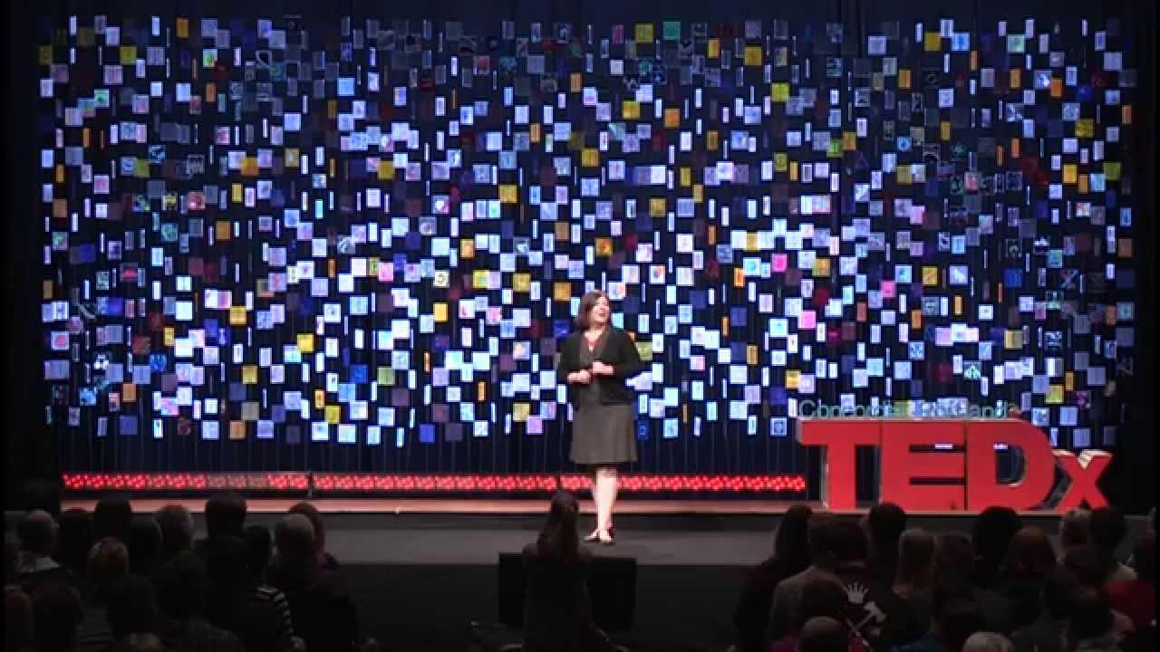 Building an artist's life: Jolie Guillebeau at TEDxConcordiaUPortland