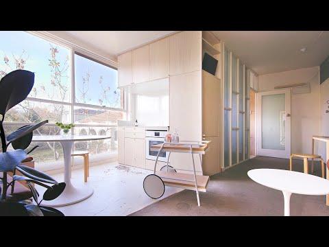 NEVER TOO SMALL 40sqm/430sqft Small Apartment - Karoot Apartment