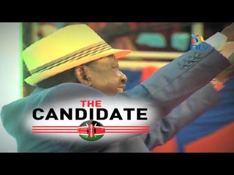 NASA Presidential Candidate, Raila Odinga a towering politic