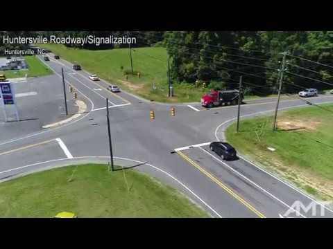 Huntersville Roadway & Signalization, Huntersville, NC