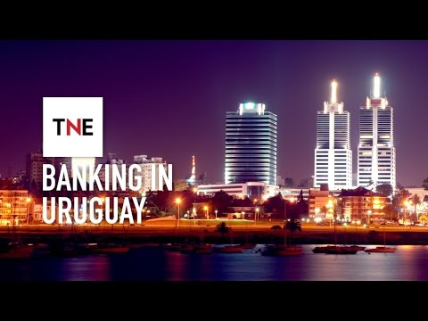 Fernando Calloia | Banco de la Republica Uruguay | The New Economy Videos