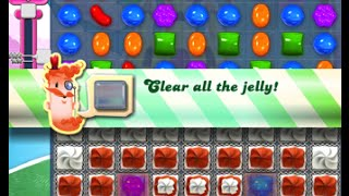 Candy Crush Saga Level 276 walkthrough (no boosters)