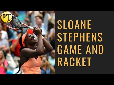Dealing With Injuries Within the Mind of professional Tennis Player Sloane Stephens