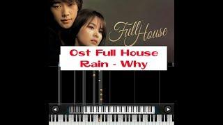Ost Full House Rain - Why, 1 lagu 3 jenis suara musik dalam Piano ! #MusicZone