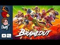 Let's Play Brawlout - PC Gameplay Part 2 - Monkey Business