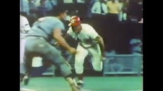 1970 MLB All Star Game Highlights (includes Pete Rose interview)