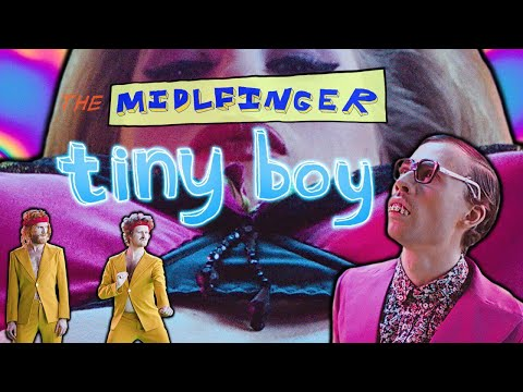TheMIDLFINGER - TINY BOY (Official Music Video)