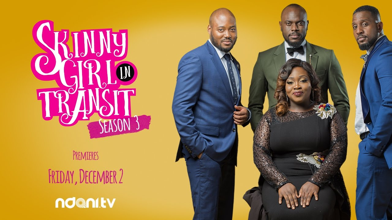 SKINNY GIRL IN TRANSIT SEASON 3: OFFICIAL TEASER