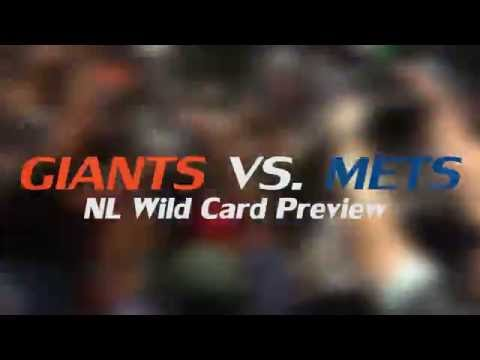San Francisco Giants vs. New York Mets NL Wild Card preview