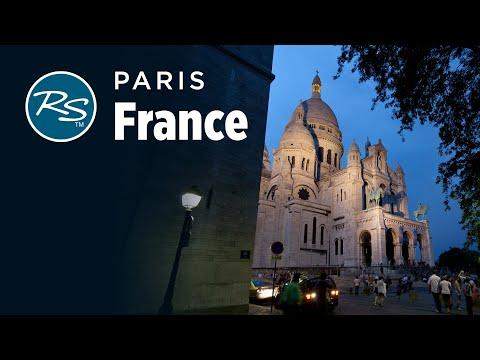 Paris, France: Montmarte - Rick Steves' Europe Travel Guide - Travel Bite
