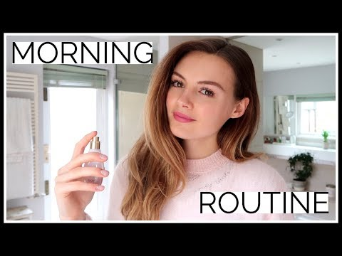 SPRING MORNING ROUTINE | Niomi Smart