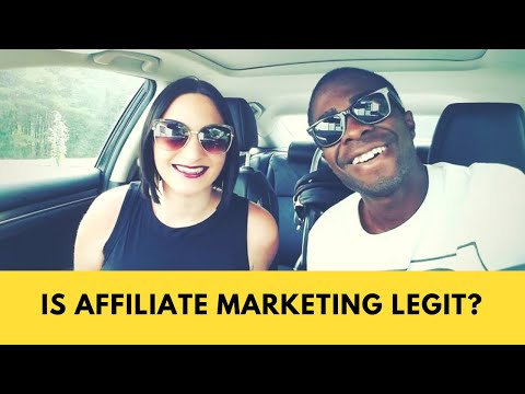 Is Affiliate Marketing Legit? The Truth About Affiliate Marketing