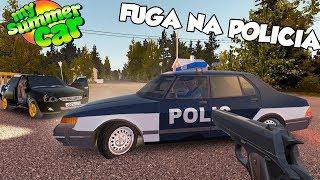 ROUBEI A LOJA DO TEIMO E A POLICIA VEIO ATRÁS! My Summer Car