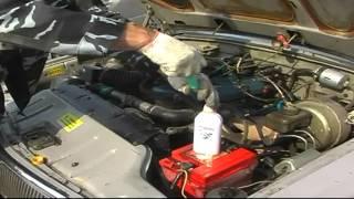 Раскоксовка двигателя с помощью Моторесурс