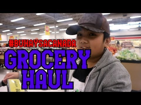 GROCERY TIME (CALGARY, CANADA)
