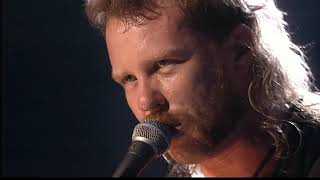 Woodstock 1994 Highlights - For Whom The Bell Tolls - Metallica - 8/12/1994 - Woodstock 94