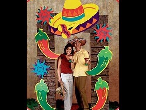 29 Marcos Y Cuadros Para Tomarse Fotos En Tu Fiesta Mexicana 15 De