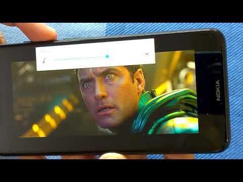 Nokia 5.1 Plus Display &  quality  Video streaming demo