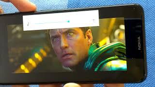 Nokia 5.1 Plus Display & audio quality review (Video streaming demo)