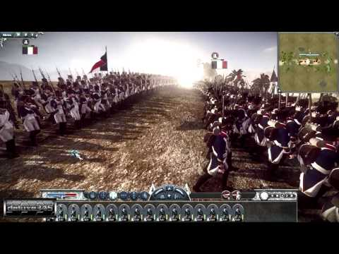 Napoleon: Total War Gameplay  Ultra Settings  HD5870 PC HD
