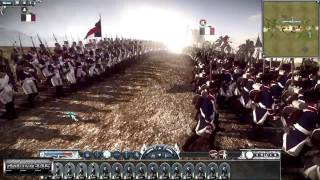 Napoleon: Total War Gameplay - Ultra Settings - HD5870 (PC HD)