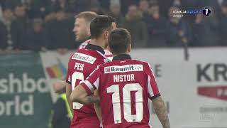 Liga 1 * Dinamo vs FCSB * 18/2/2018 * FULL HD 1080i * Meci Complet