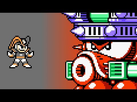 Mega Man 8-Bit Deathmatch V5c - Custom Boss: Giga OctoperOA