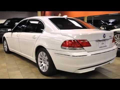 2008 Bmw 760li Houston Tx
