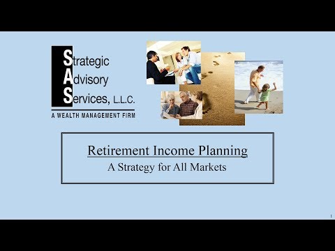 Our Retirement Income Process