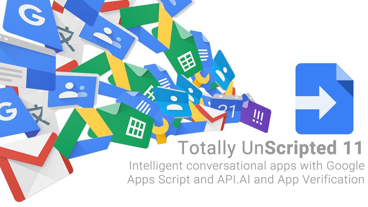 Totally Unscripted - TU11: Intelligent conversational apps