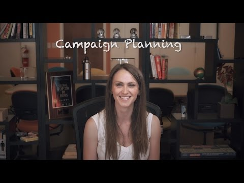 PR Pro Tip — Campaign Planning