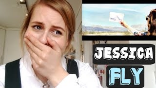 JESSICA (제시카) FLY MV REACTION