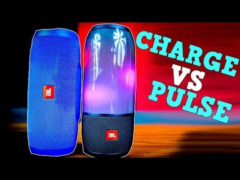JBL Charge 3 vs Pulse 3 - Który Głośnik Wybrać