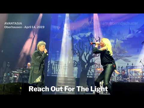 AVANTASIA - Reach Out For The Light @König-Pilsener-ARENA, Oberhausen - April 14, 2019 LIVE 4K