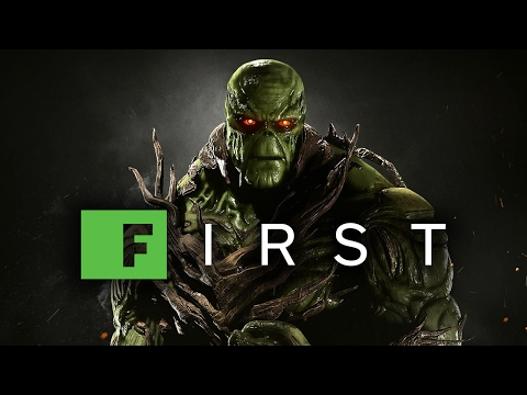 Thumbnail: Injustice 2: Swamp Thing Gameplay Reveal Trailer (1080 60fps) – IGN First