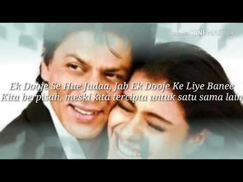 Teri meri prem kahani | cover | srkajol | lyric and malay sub